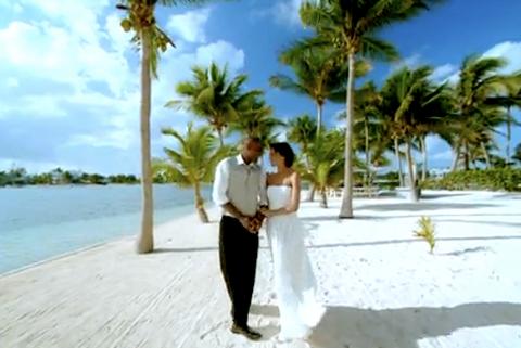 Cayman Islands TV Shoot