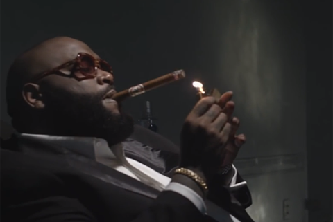 """Nobody"" Rick Ross Feat. French Montana & Puff Daddy"