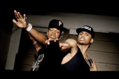 """I'm da Man"" Plies Feat. Trey Songz"