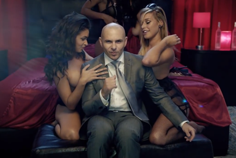 """Dont Stop The Party"" — Pitbull Feat. TJR"
