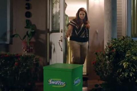 Swiffer Wet Jet Commercial