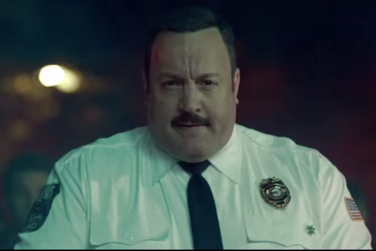 Paul Blart Mall Cop 2 Movie Promo