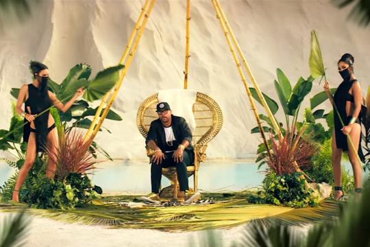 Sunset- Farruko Feat. Shaggy and Nicky Jam