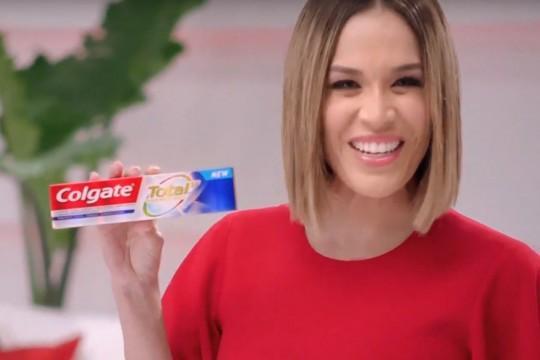COLGATE Total with Karla Martinez