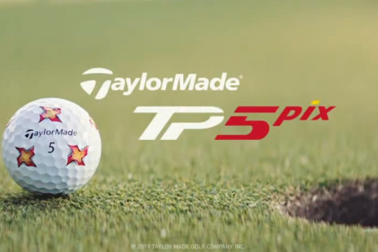 TaylorMade TP5 Pix TV Commercial, 'That's Different' Featuring Rickie Fowler