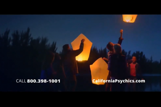 California Psychics TV Commercial, 'The Signs Are Everywhere'