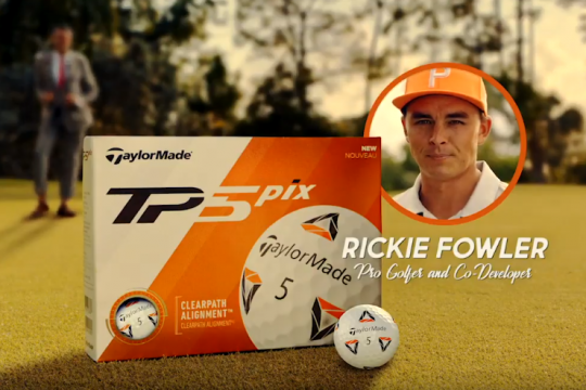 Rickie Fowler's School of Swagger – It's a Box of Swagger | TaylorMade Golf