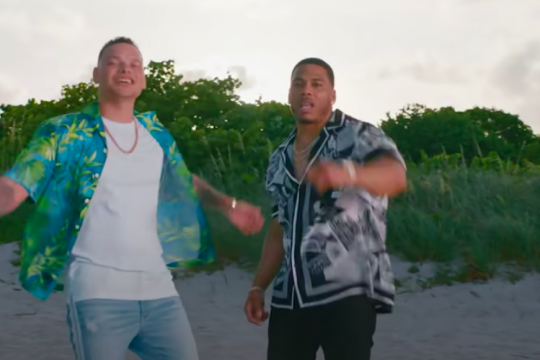 Cool Again – Kane Brown ft. Nelly