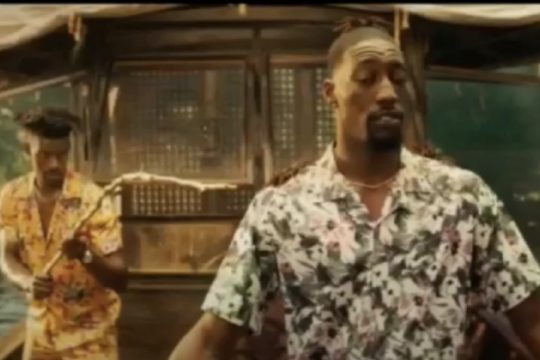 Jimmy Butler & Bam Adebayo's Jungle Cruise Commercial #3